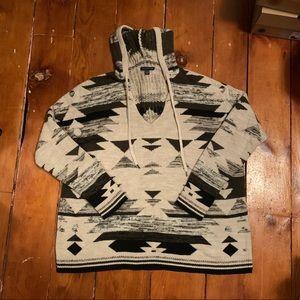 Knitted Sweatshirt!